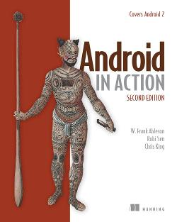 Android in Action, Second Edition cover