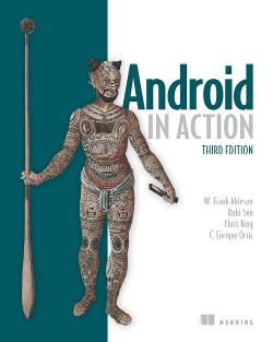 Android in Action, Third Edition cover