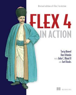 Flex 4 in Action: Revised Edition of Flex 3 in Action cover