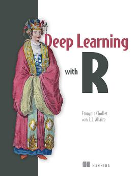 Deep Learning with R cover