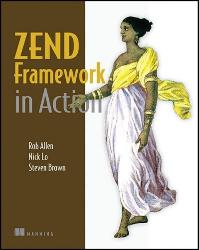 Zend Framework in Action cover