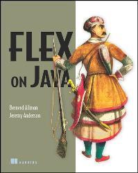 Flex on Java cover