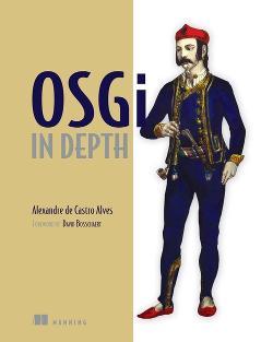 OSGi in Depth cover