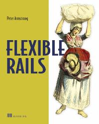 Flexible Rails: Flex 3 on Rails 2 cover
