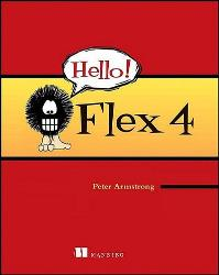 Hello! Flex 4 cover