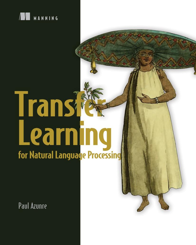 Transfer Learning for Natural Language Processing MEAP V04 cover