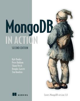 MongoDB in Action, Second Edition: Covers MongoDB version 3.0 cover