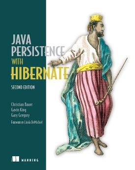 Java Persistence with Hibernate, Second Edition cover
