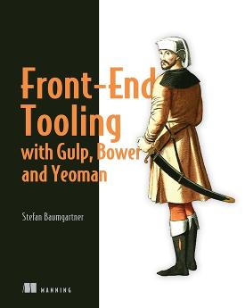 Front-End Tooling with Gulp, Bower, and Yeoman cover