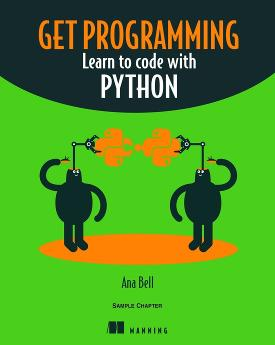 Get Programming: Learn to code with Python cover