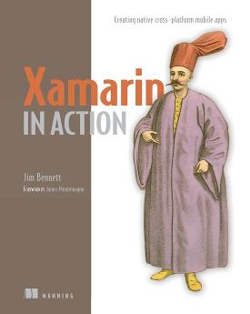 Xamarin in Action: Creating native cross-platform mobile apps cover