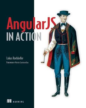 AngularJS in Action cover
