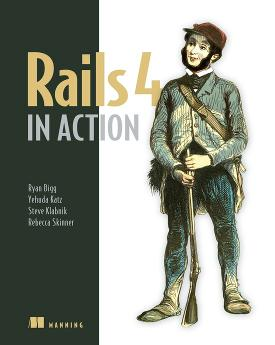 Rails 4 in Action: Revised Edition of Rails 3 in Action cover