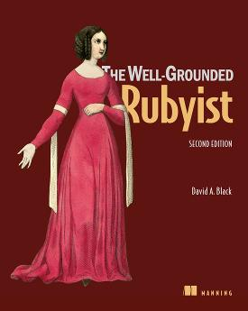 The Well-Grounded Rubyist, Second Edition cover