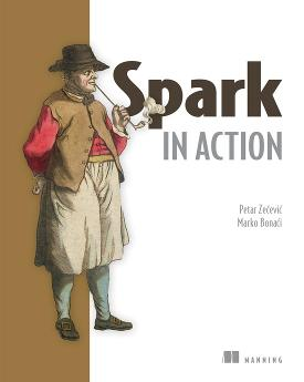 Spark in Action cover