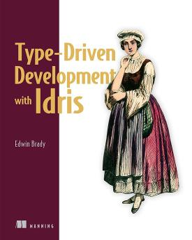 Type-Driven Development with Idris cover