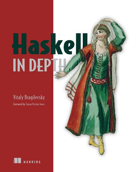 Haskell in Depth MEAP V12 cover