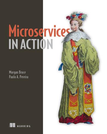 Microservices in Action cover