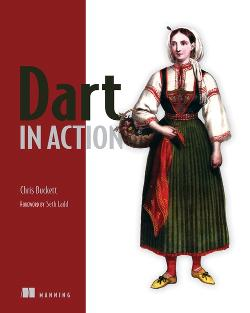 Dart in Action cover