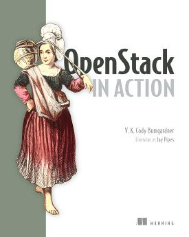 OpenStack in Action cover
