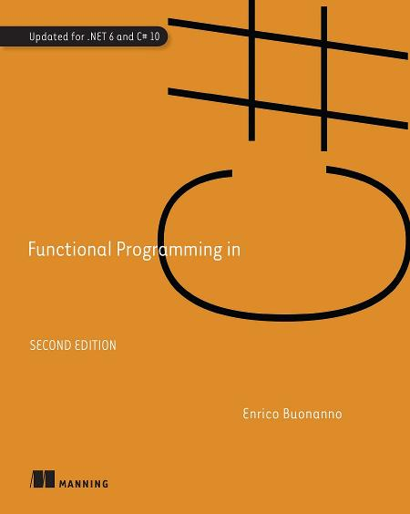 Functional Programming in C# Second Edition MEAP V03 cover