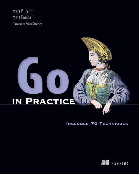 Go in Practice cover