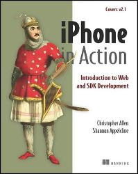iPhone in Action: Introduction to Web and SDK Development cover