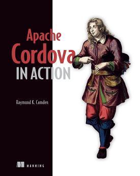Apache Cordova in Action cover
