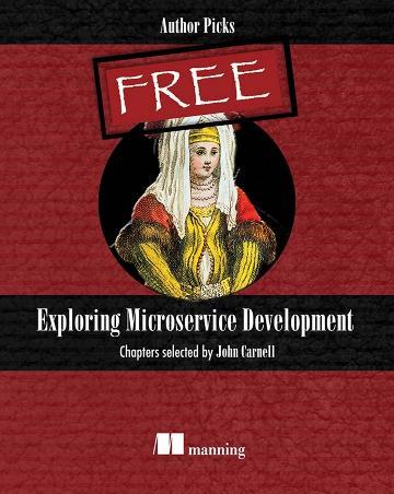 Exploring Microservice Development cover