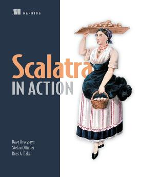 Scalatra in Action cover