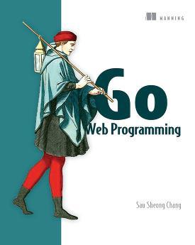 Go Web Programming cover