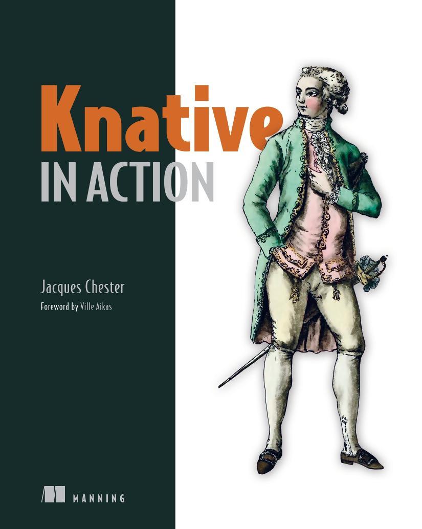 Knative in Action MEAP V06 epub cover