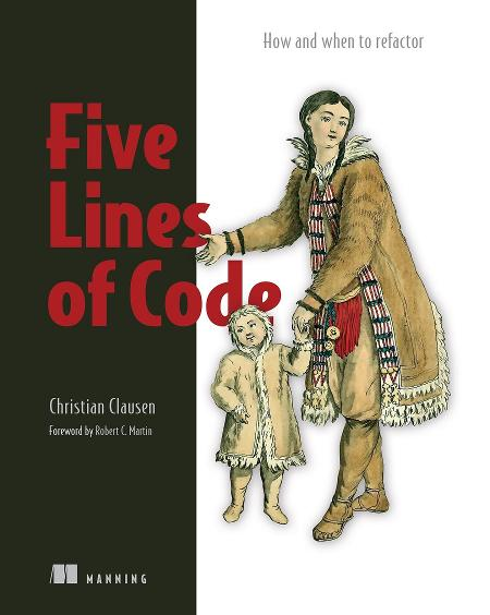 Five Lines of Code MEAP V07 cover