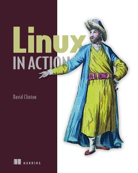 Linux in Action cover