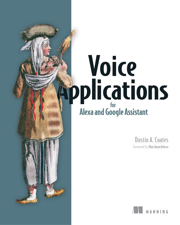 Voice Applications for Alexa and Google Assistant cover