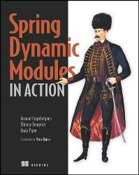 Spring Dynamic Modules in Action cover