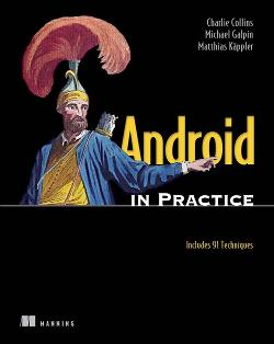 Android in Practice cover