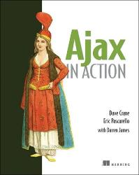 Ajax in Action cover