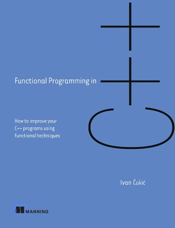 Functional Programming in C++ cover