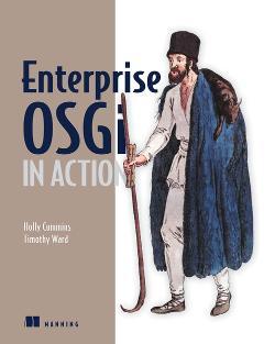 Enterprise OSGi in Action cover