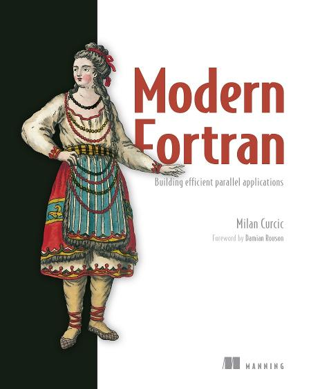 Modern Fortran: Building efficient parallel applications MEAP V13 cover