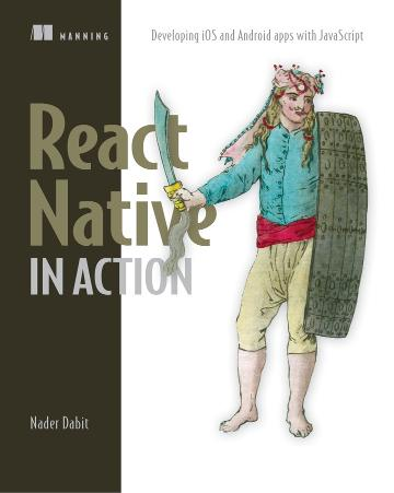 React Native in Action cover