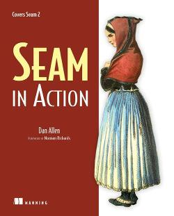 Seam in Action cover