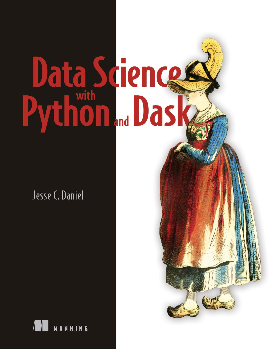 Data Science with Python and Dask cover