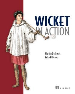 Wicket in Action cover