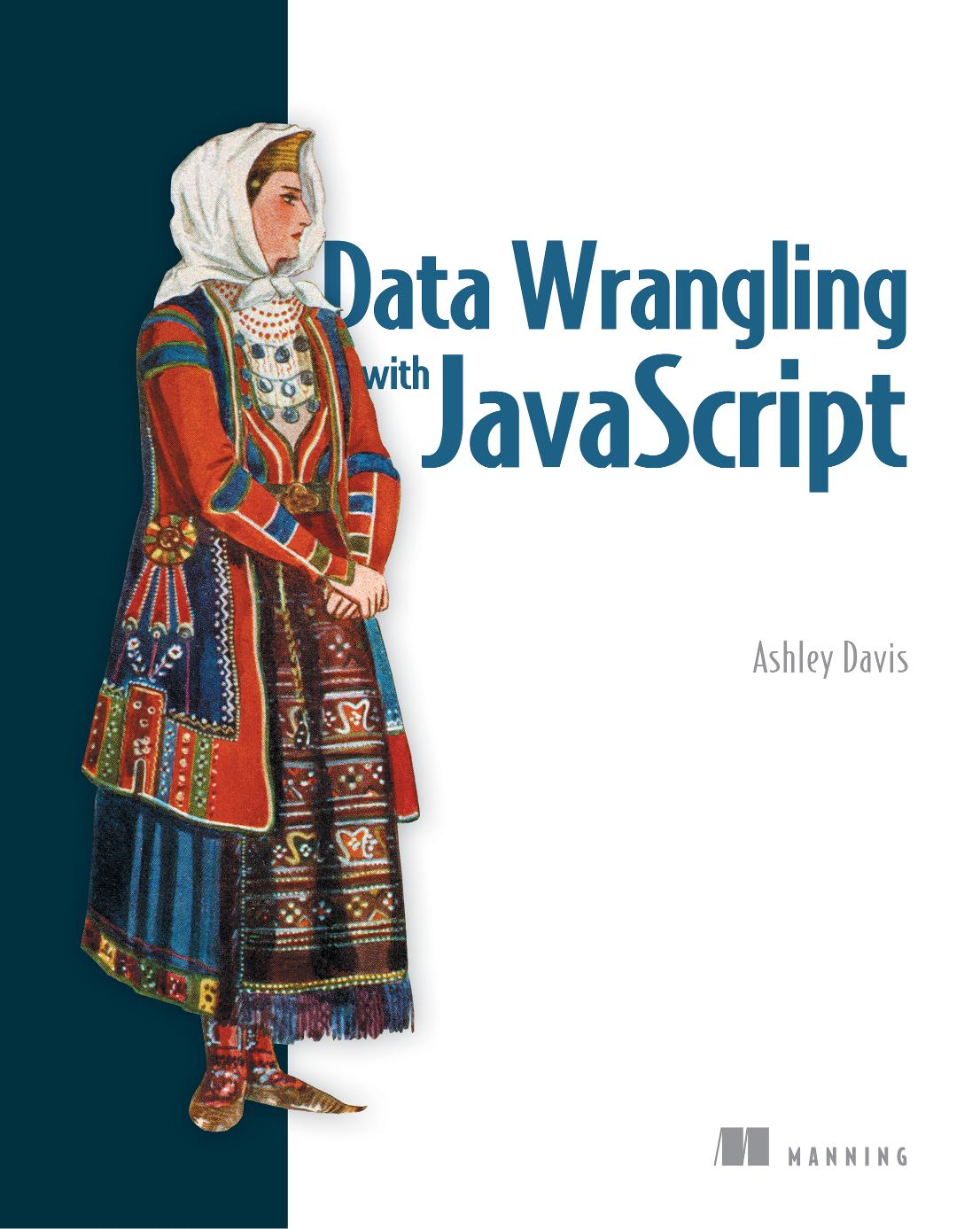 Data Wrangling with JavaScript cover