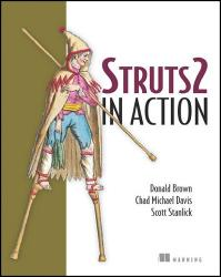 Struts 2 in Action cover