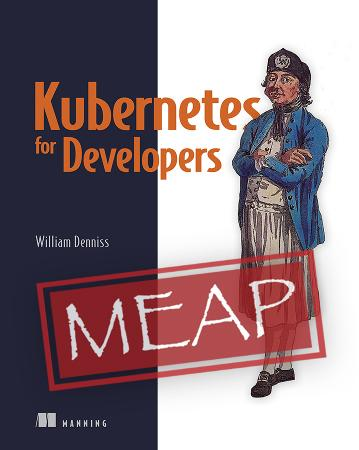 Kubernetes Quickly MEAP V04 cover