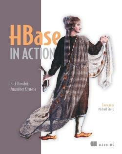 Hbase in Action cover