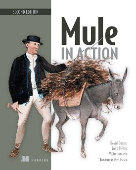 Mule in Action, Second Edition cover
